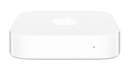 (Apple AirPort Express Base Station MC414 Wireless Router (Renewed))