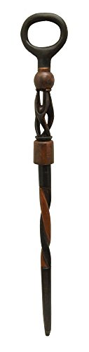 African Heritage Collection Walking Stick - Unity Globe