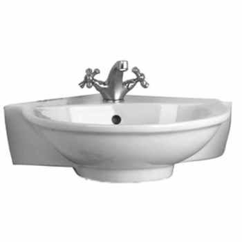 Barclay Evolution Corner Basin, Bisque