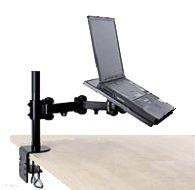 EZM Notebook/Laptop Arm Extenstion Mount Desktop Stand Clamp (002-0005)