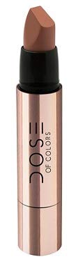 Dose Of Colors Lip It Up Satin Lipstick Toast (warm brown beige), pack of 1