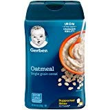 Gerber 1st Foods Baby Cereal - Oatmeal - 16 oz - 2 pack