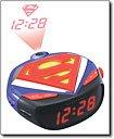Superman Projection Digital Alarm Clock