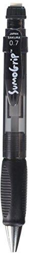 SumoGrip Clear Gray Mechanical Pencil 0.7mm (2-PENCILS)