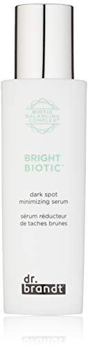 Dr. Brandt Skincare Bright Biotic Dark Spot Minimizing Serum, 1.7 Fl Oz