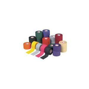M-Tape Colored Athletic Tape - Rainbow, 32 Rolls