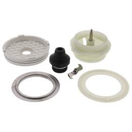 WD19X10032 Dishwasher Pump Seal and Impeller Kit Replacement For GE, Moffite, Viking