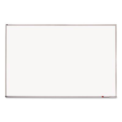 Porcelain Magnetic Whiteboard, 96 x 48, Aluminum Frame, Sold as 1 Each by Generic