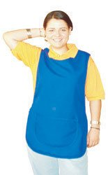 Tabards | Cleaning Apron | Work Tabard | Navy Blue 48/50 Bags-n-Aprons
