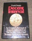 Decent Interval, Frank Snepp, 0394407431