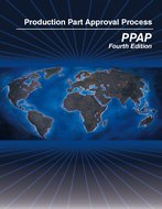 (Production Part Approval Process (PPAP))