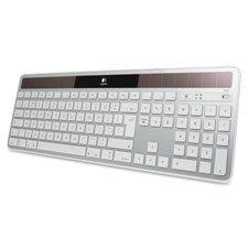 Logitech K750 Wireless Solar Keyboard for Mac (920-003471) by Logitech