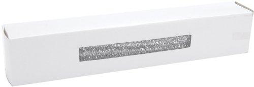 "Tinsel Stems 6mm 12″"" 100/Pkg-Silver"