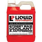 Lp 0535 street bike coolant & antifree ze 64oz (0535)