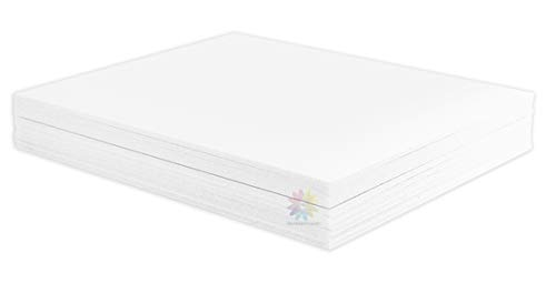 Foam Core Sheets - Mat Board Center, Pack of 10 11x14 1/8
