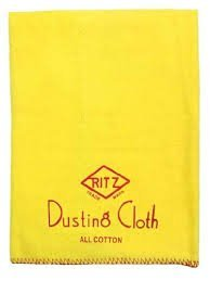 Flannel Dust Cloth - Ritz Clean Duvateen Flannel Dusting Cloth (Pack of 2)