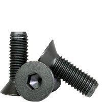 #6-32 Socket Head Cap Screws Allen Hex Drive Black Oxide 12.9  CHOOSE SIZE /& QTY