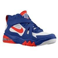 NIKE Air Force Max CB 2 Hyperfuse Mens Basketball Shoes 616761-400 Deep Royal Blue 10.5 M US