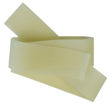 GF Health 4109 Disposable Tourniquet, Latex, 1'' x 18'', White (Pack of 100)