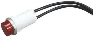 Wamco Lamp Incandescent Indicator Wire Leaded 40Ma 28V WL-2195A5-28V