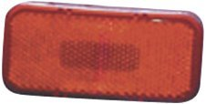 Fasteners Unlimited 89-237R Red Replacement Lens (Quantity 5) by Fasteners Unlimited
