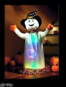 Outdoor Light Up Ghosts in US - 6