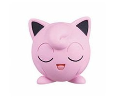 Bandai Pokemon Sun Moon 2 Oyasumi Friends Figure~Goodnight Friends~Sleep 039 Purin Jigglypuff Pummeluff Rondoudou (Jigglypuff Figure)