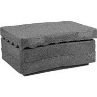 (Pelican Full Set of Genuine Storm Replacement Multi-Layer Cubed Foam for iM2100 Storm Case)