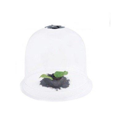 Gartenglocke aus Kunststoff klein–Höhe 20,2cm