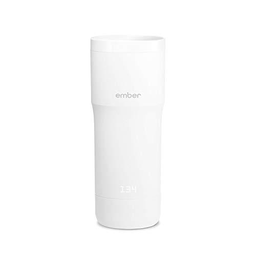 Ember Temperature Control Travel Mug, - Large Mug White