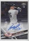 Tyler Austin (Baseball Card) 2017 Topps Chrome - Rookie Autographs (Topps Chrome Insert)