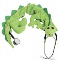 1204713 PT# 100091 Cover PediaPals Dinosaur DesignFOR Standard Size Stethoscope Ea Made by Pedia Pals LLC