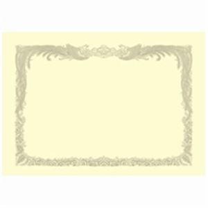 (業務用5セット) ジョインテックス OA賞状用紙クリーム縦書用A3 100枚N148J-10 B01MCVROF3