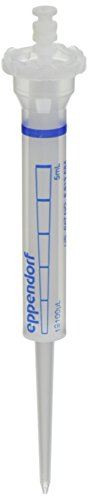 Eppendorf 30089456 Combitips Advanced Tip, Blue, 5 mL Capacity, Nonsterile