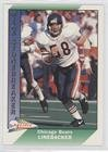 Mike Stonebreaker (Football Card) 1991 Pacific - [Base] #565 - 1991 Pacific Football