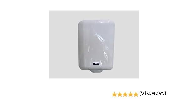 Dispensador Papel Secamanos Plastico ABS Blanco: Amazon.es: Industria, empresas y ciencia