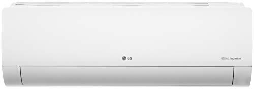 LG 1 Ton 5 Star Inverter Split AC (Copper, LS-Q12KNZA, White)