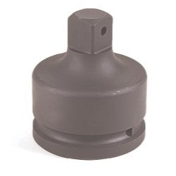 Grey Pneumatic 6008A Socket Adapter with Pin Hole