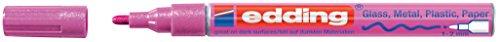 edding Glanzlack-Marker creative 751, 1 - 2 mm, pink-metallic