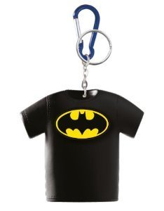 DC Batman (バットマン) T-Shirt Coin Holder Key Ring フィギュア おもちゃ 人形 (並行輸入) B00JA95PES