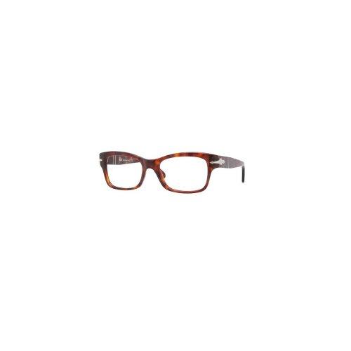 Persol Montures de lunettes 3054 Pour Femme Caffe, 51mm 24: Tortoise