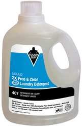 Tough Guy 210 oz. High Efficiency Liquid Laundry Detergent, 1 EA 210 oz. Clear 5GUU2-1 Each