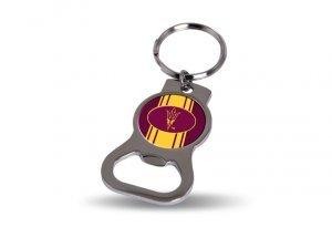 - Rico NCAA Arizona State Arizona St Bottle Opener Key Tag Sports Fan Keychains, Multicolor, One Size