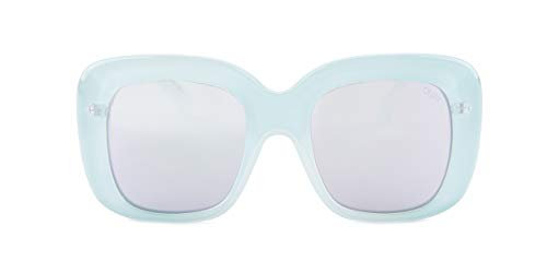 Mint Green Sunglasses - QUAY AUSTRALIA Women's Day After Day