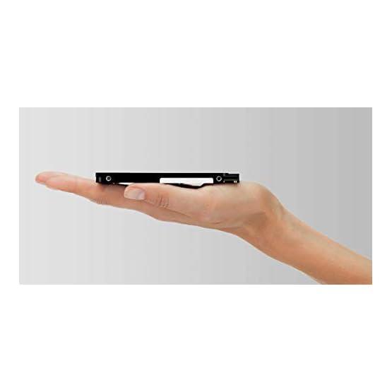 WD Blue 500GB Mobile Hard Disk Drive - 5400 RPM SATA 6 Gb/s 7.0 MM 2.5 Inch - WD5000LPCX 21pJSbiDLJL. SS555