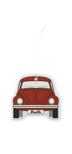 BRISA VW Collection VW Beetle AIR FRESHENER - Melon/RED
