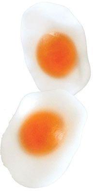 Vidal Giant Gummy Fried Eggs, 4.4-Lb Bag -