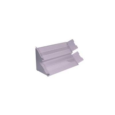 Master Double Deck Catalog Rack, Gray (MATDD36G) (Yale Catalog Master Martin Rack)