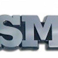 Marine Corps USMC Block Letters Chrome Premium Car Truck Motorcycle Emblem