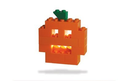 LEGO Seasonal Exclusive Mini Figure Set #40012 Pumpkin Bagged -